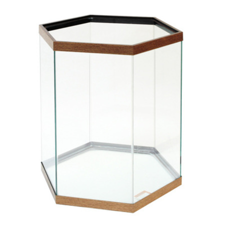 I have a 35 gallon hex tank but dont know for Hexagon fish tank